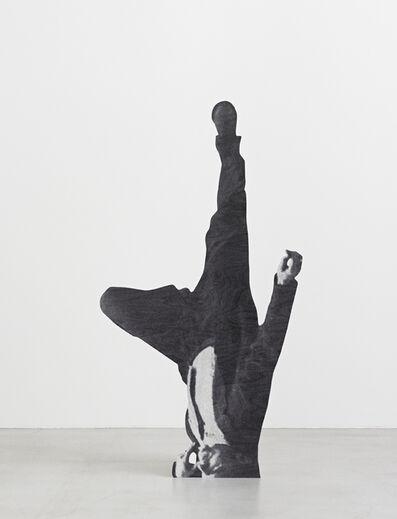 Jakob Kolding, 'Untitled (Lying up)', 2013