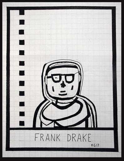 Ken Grimes, 'Frank Drake', 2017