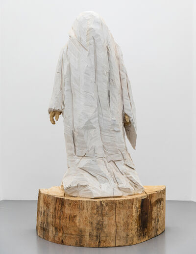 Stephan Balkenhol, 'Ghost', 2019