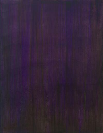 Anastasia Pelias, 'Now, and ever (translucent violet, permanent yellow light)', 2013