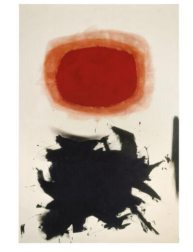Adolph Gottlieb, 'Transfiguration III', 1958