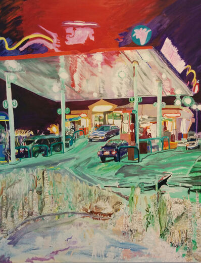 Olive Ayhens, 'Roswell by Night', 2015