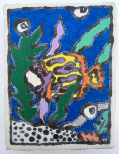 Max Vesuvius Budnick, 'Aquarium', 2018