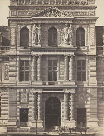 Édouard Baldus, 'Bibliothèque Imperiale du Louvre', 1856-1857