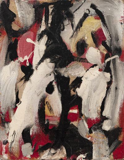 Elaine de Kooning, 'Untitled', 1949