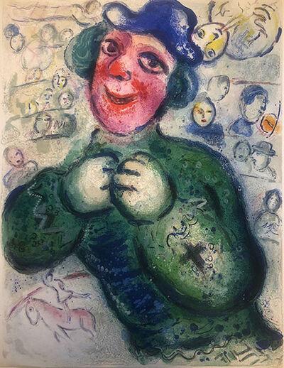 Marc Chagall, 'Le Cirque M.505 ', 1967