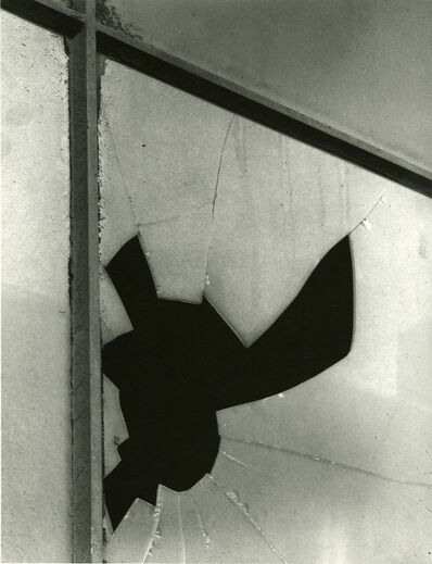 Aaron Siskind, 'New York 6', 1947
