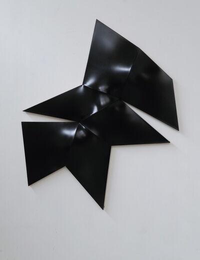 Jan Maarten Voskuil, 'Improved Dynamic Monochrome matt black', 2015