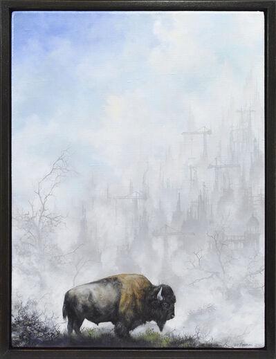 Brian Mashburn, 'Bull', 2015