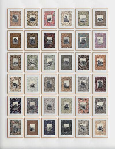 Elena Damiani, 'The Erratic Marbles ', 2014