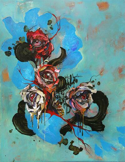 Shann Larsson, 'Paint the Roses Dead II', 2012