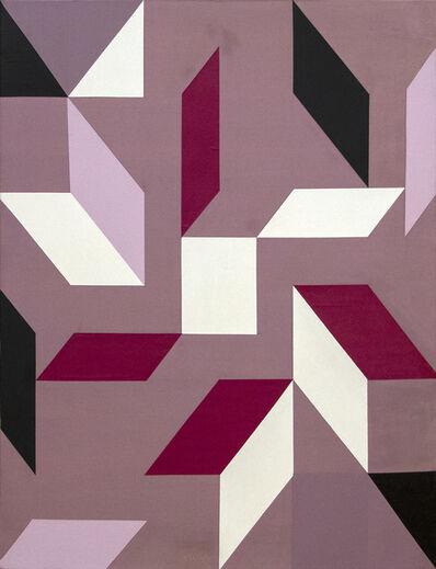 Karl Benjamin, 'Untitled', 1960