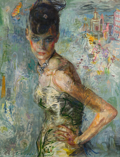 Charles Dwyer, 'La Nuit Blanche'