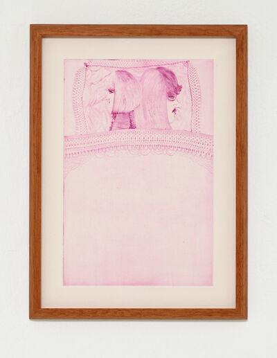 Dorota Jurczak, 'W łóżku (III)', 2019