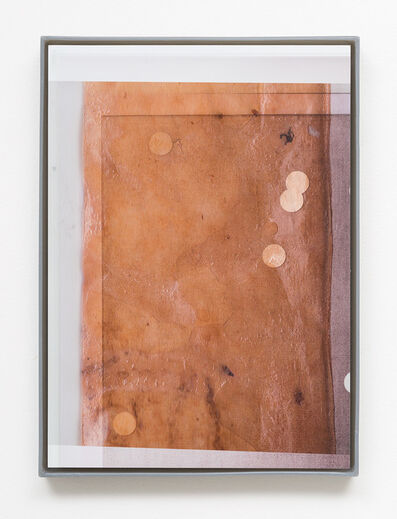 Jesse Stecklow, 'Untitled (Fly Tapes: Trios, Passive Collect)', 2014