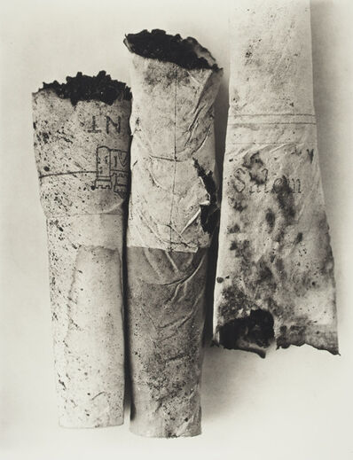 Irving Penn, 'Cigarette No. 52, New York', 1972