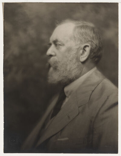 Sidney Robert Carter, 'John Singer Sargent', 1910