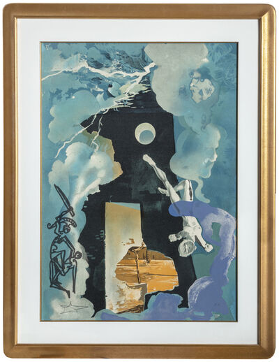 Salvador Dalí, 'Eternity of Love (The Tower)', 1976