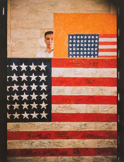 Dan Budnik, 'Jasper Johns - Leo Castelli Gallery - New York - 1958', 1958/1996
