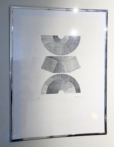 Clement Meadmore, 'Untitled', 1992