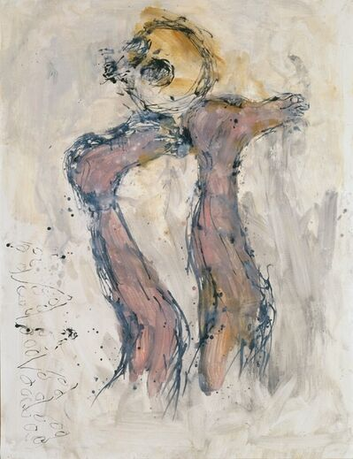 Georg Baselitz, 'Frida's Traum', 2001