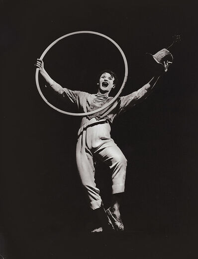 Gjon Mili, 'French Mime Marcel Marceau', 1955/1980s