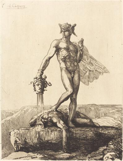 François-Nicolas Chifflart, 'Perseus', 1865