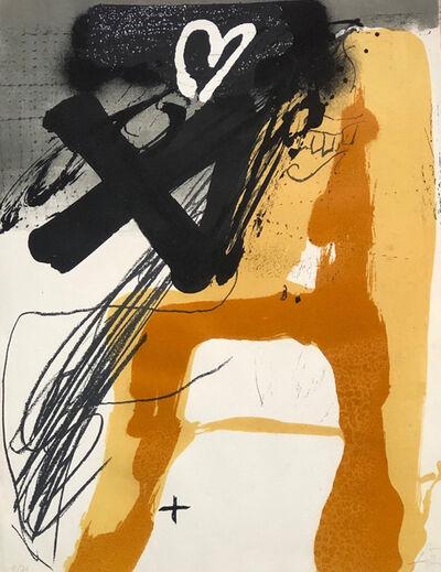 Antoni Tàpies, 'Vernís Cadira', 1981