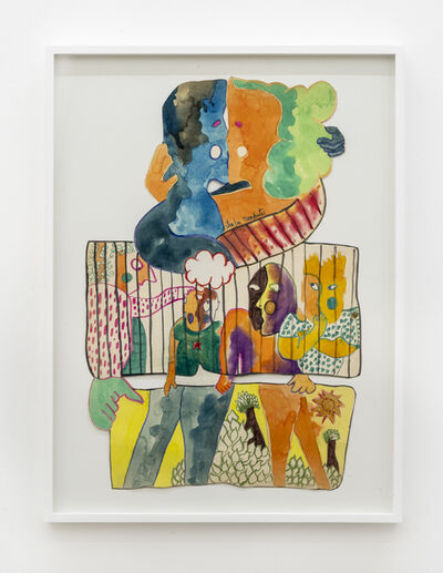Sérgio Sister, 'Untitled', 1970