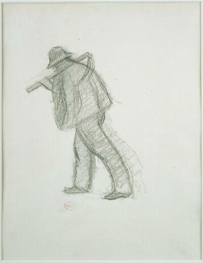 Henri-Edmond Cross, 'Peasant with Scythe'
