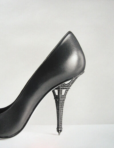 Chema Madoz, 'Untitled - (High heel shoe with Eiffel Tower)', 2006
