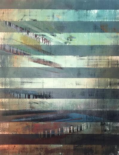 Nico Sawatzki, 'Fahrwasser VI', 2019