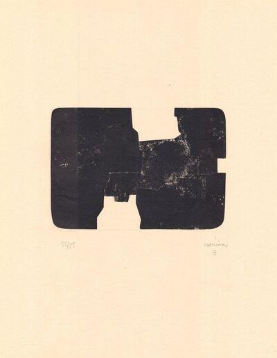Eduardo Chillida, 'St. Gallen van der Koelen 84014', 1980-1990