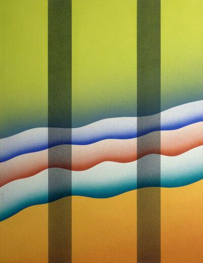 Raymond Jonson, 'Tempera No. 8', 1954