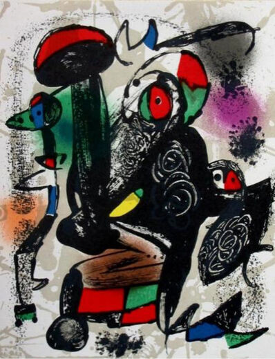Joan Miró, 'Untitled', 1981
