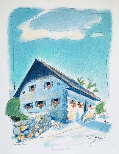 ALENKA KHAM PIČMAN, 'Vrba - Presheren's native house', 1999