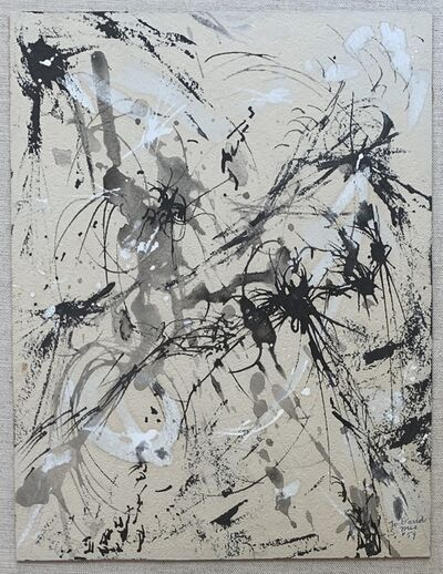 Salvatore Meo, 'Untitled (Abstract)', 1959