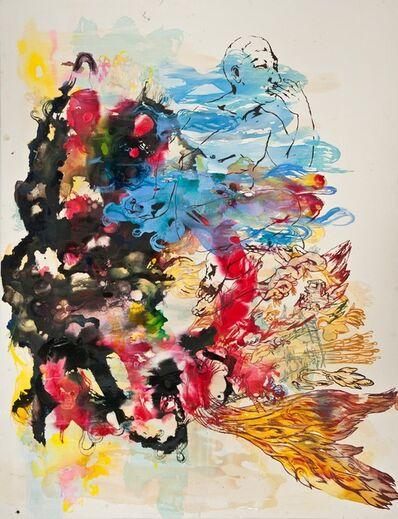 Lowell Boyers, 'Big Bang, Blue Whisper', 2012