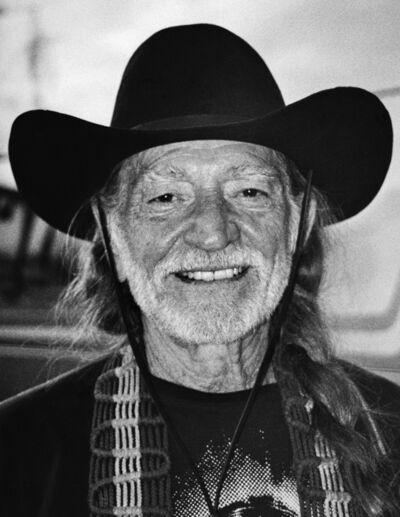 Christopher Felver, 'Willie Nelson', 2008