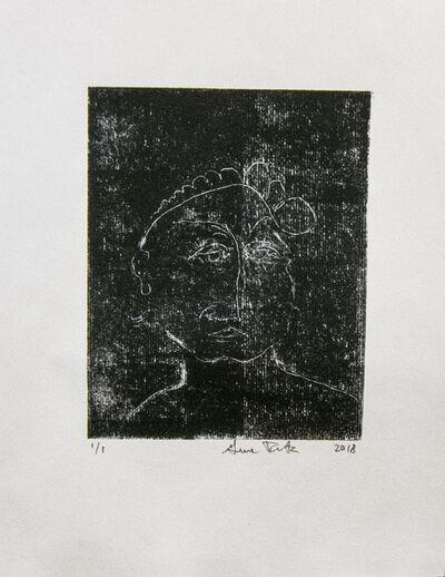 Gene Tanta, 'Hair Clip', 2018