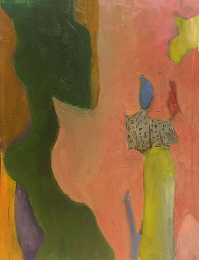 Deborah Coolidge, 'Stewartia, Blythwold'