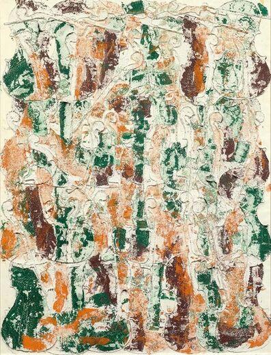 Arman, 'Fantomatic (Empreintes de violons)', 1987