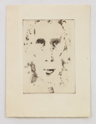 Richard Hamilton, 'Self-Portrait', 1949