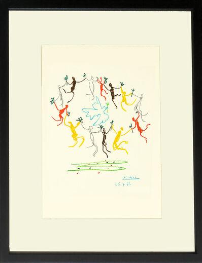 Pablo Picasso, 'La Ronde de la Jeunesse (The Youth Circle)', 1961