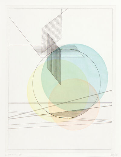 Luigi Veronesi, 'Untitled (Composition)', 1985