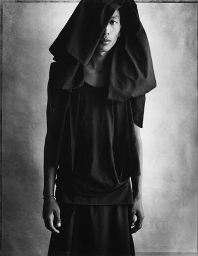 Sheila Rock, 'Gazing monk', 2001