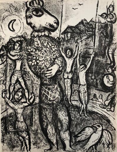 Marc Chagall, 'Le Cirque M. 497', 1967