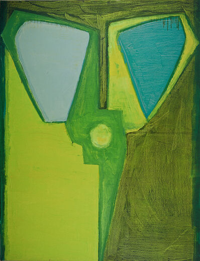 Mao Xuhui 毛旭辉, 'Green Scissors ', 2008