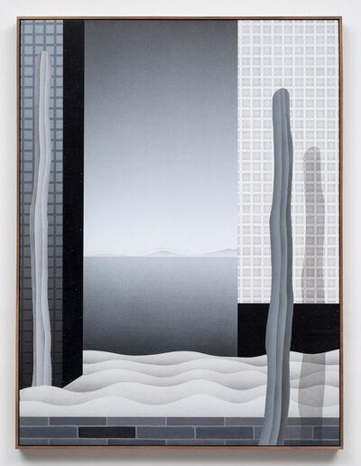 Brian Robertson, 'Two Poles', 2016