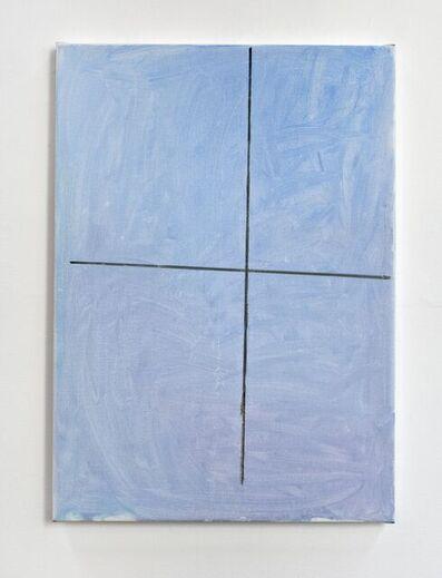 John Zurier, 'Cross (After Magnús Pálsson)', 2013